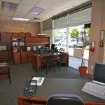 Seattle office interior